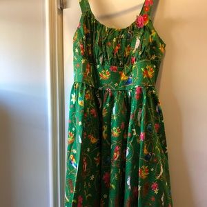 Disney Enchanted Tiki Room Sundress 1X (22/24)